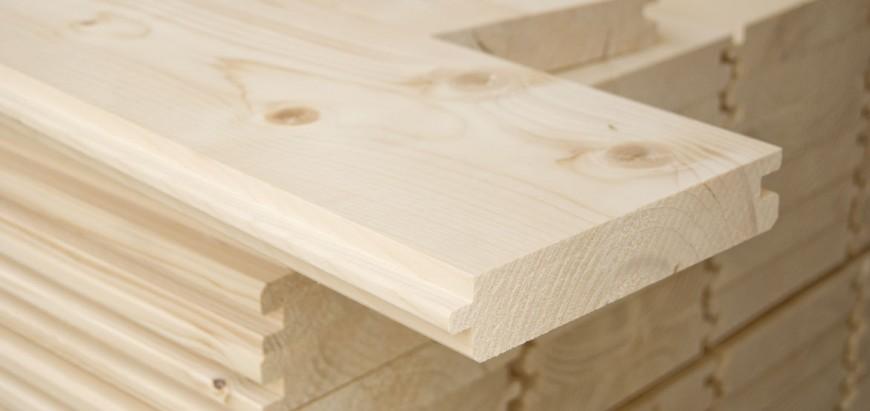 Perline da rivestimento for Perline in legno per pareti prezzi